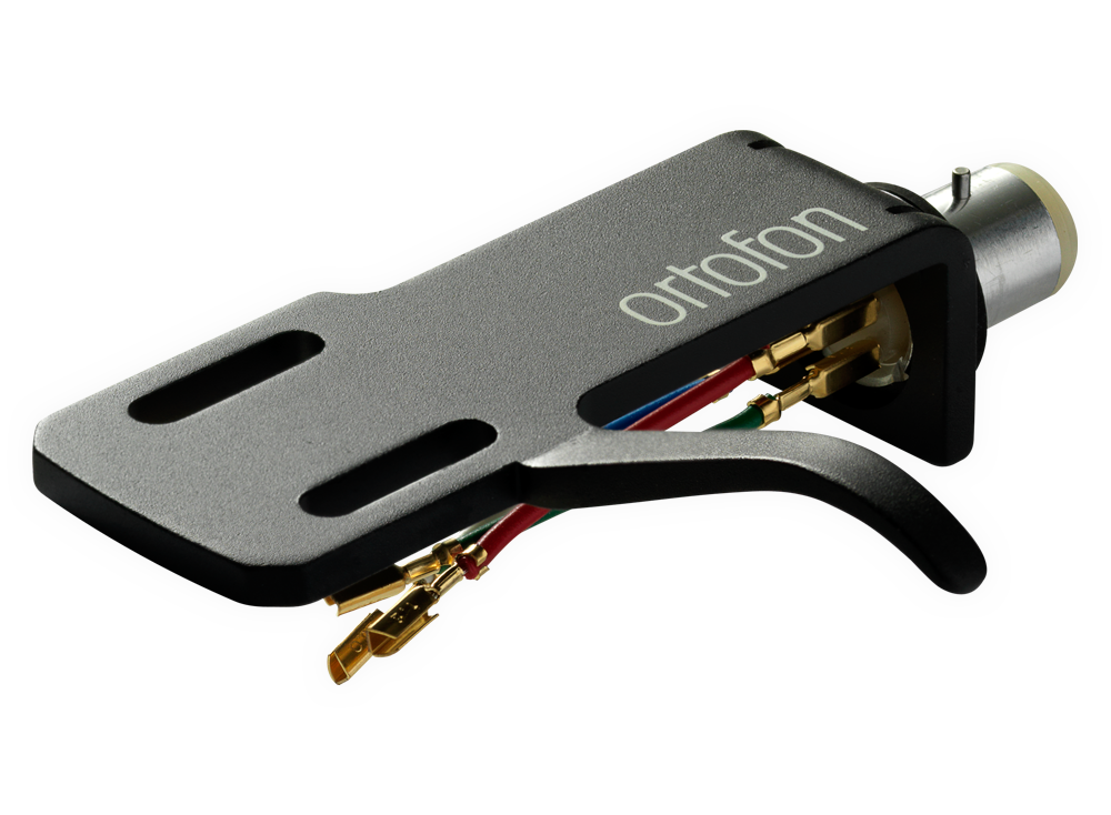 A sturdy, high-quality metal headshell from Ortofon.