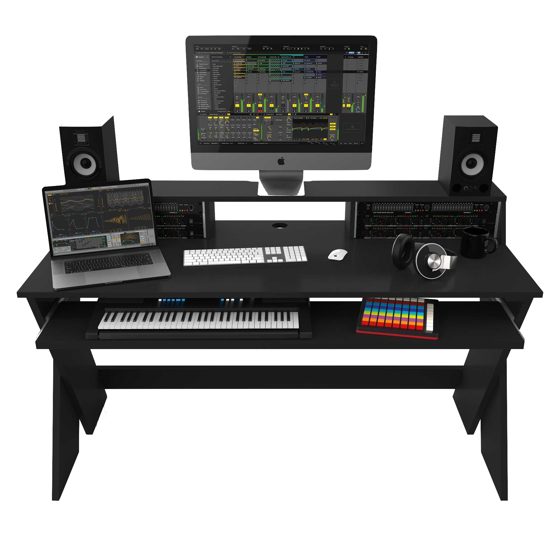 Professional Audio Workstation for home or studio