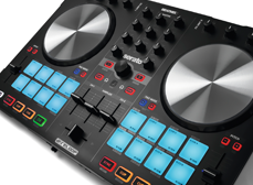 The Beatmix 2 in black edition.
