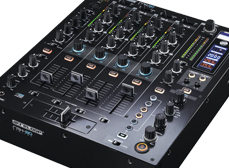 Premium 4 channel club mixer