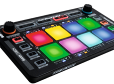 Reloop's first modular controller for Serato DJ is the perfect solution for DVS and Controller DJs alike. One mighty box!