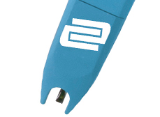 Replacement Stylus for the Reloop Concorde Blue Cartridge.