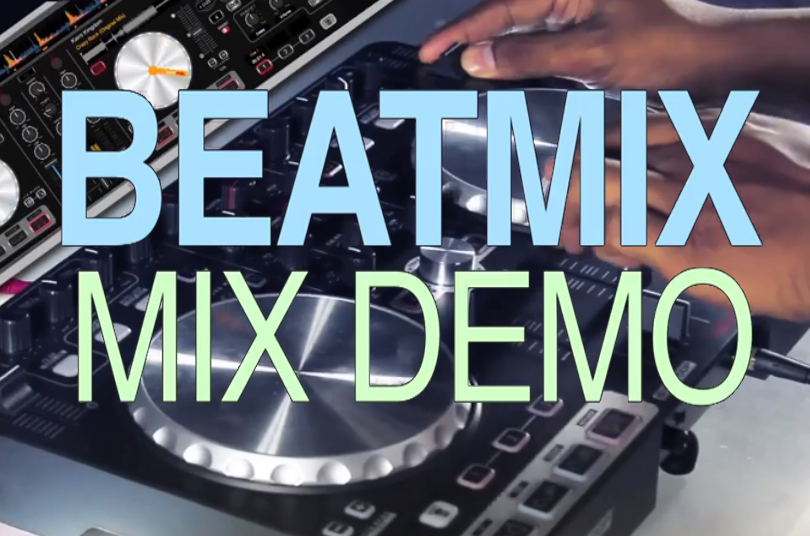 Beatmix: How to mix
