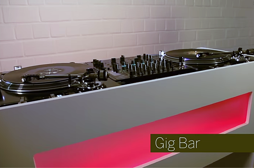 Glorious GigBar