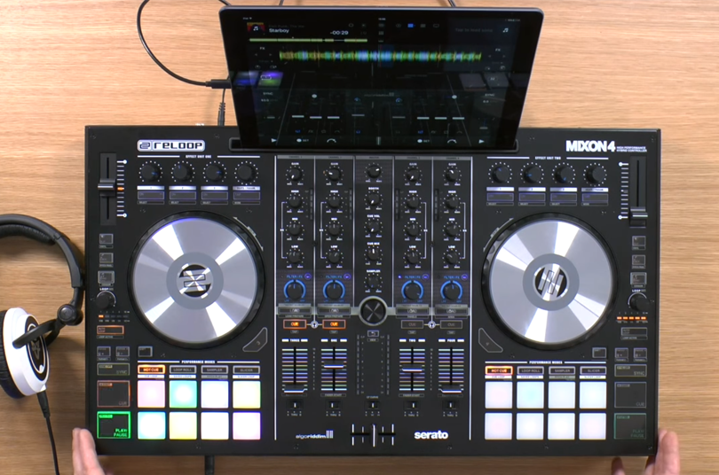 Mixon 4 Review: Digital DJ Tips