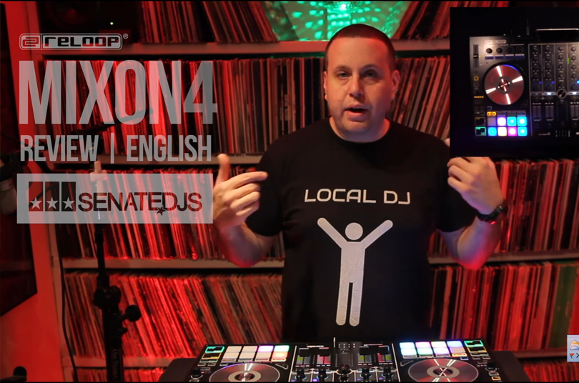 Mixon 4 Review: Senate DJs