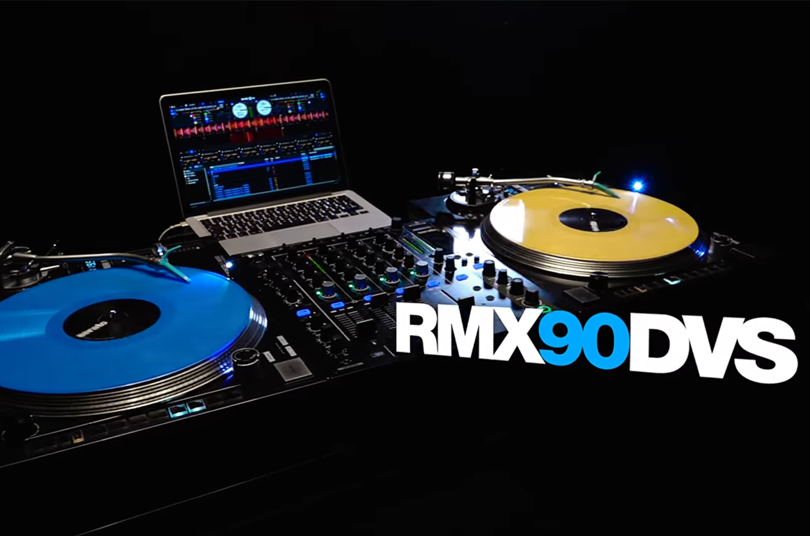 Introducing: The RMX-90 DVS