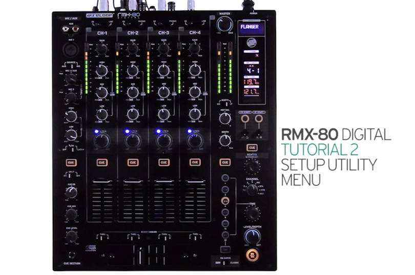 RMX 80 Digital - Tutorial 2