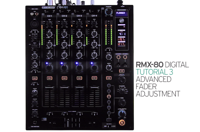 RMX 80 Digital - Tutorial 3