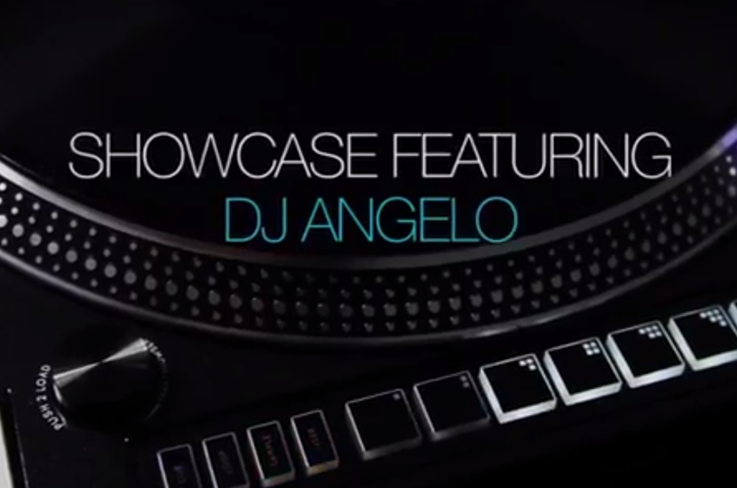 DJ Angelo RP-8000 Routine